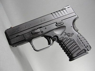 springfield xds concealed carry