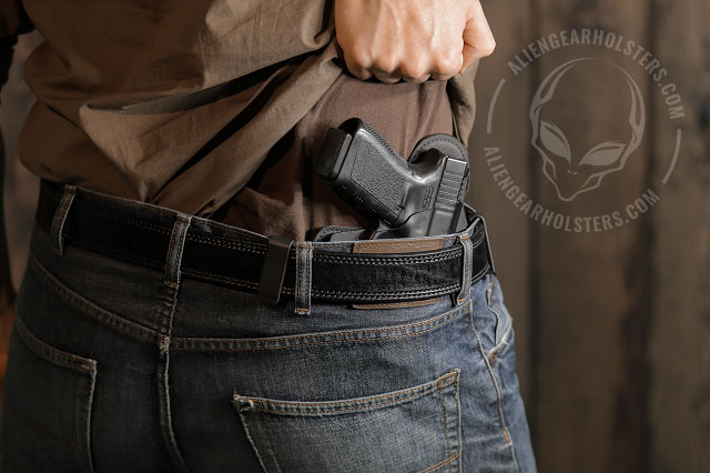 concealed carry holster methods