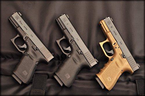 Glock 19 variants