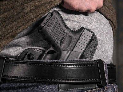 Glock 42 Alien Gear Cloak Tuck 3.0 IWB Holster
