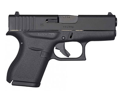 Baby Glock 43 specs