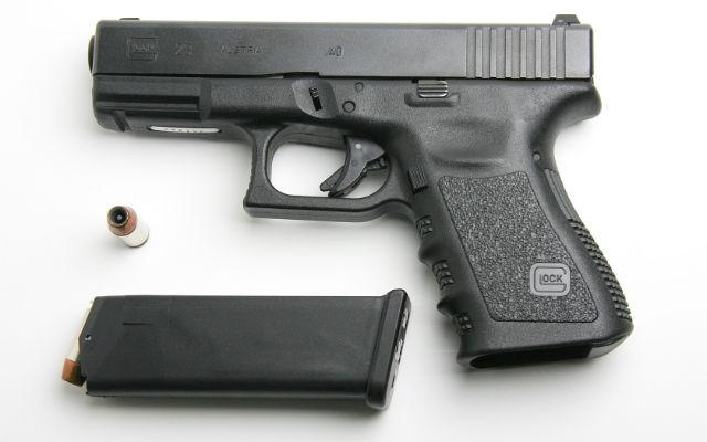 40 Glock pistol