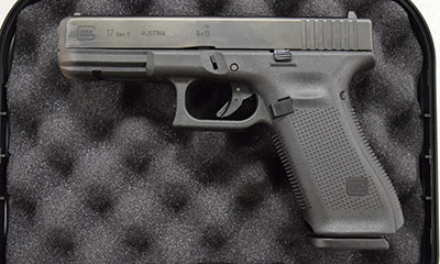 a good choice for concealed carry, the glock 17
