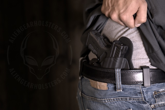 good holsters keep gun in place