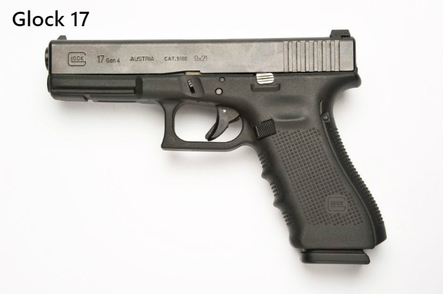 It is a Glock 17