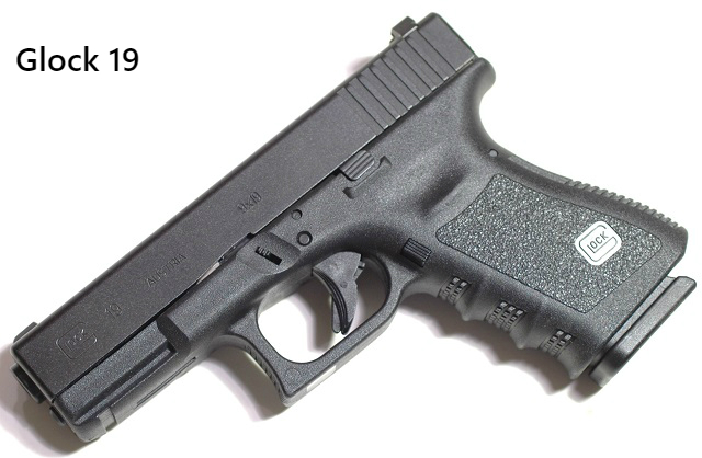 It is a Glock 19
