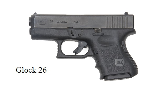 It is a Glock 26