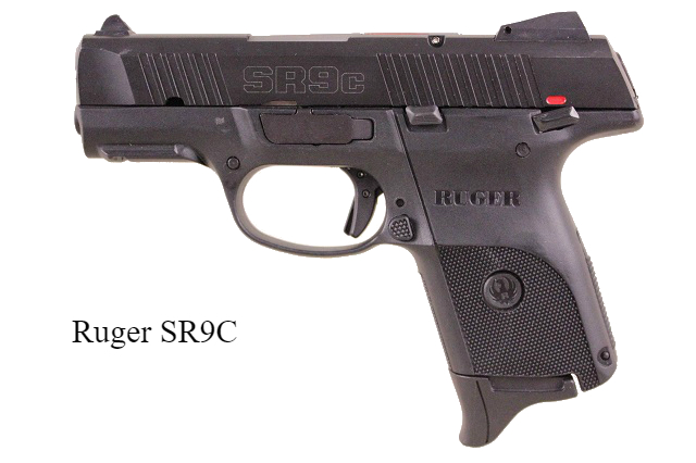 It is a Ruger SR9c