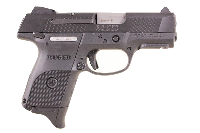 Is it a Ruger SR9c