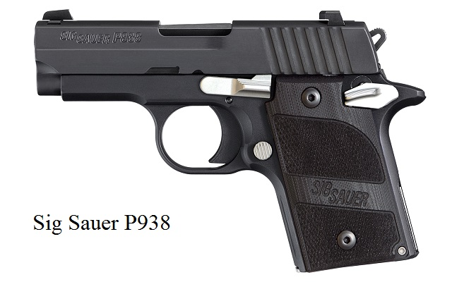 It is a Sig Sauer P938