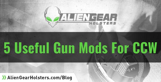 ccw gun mods