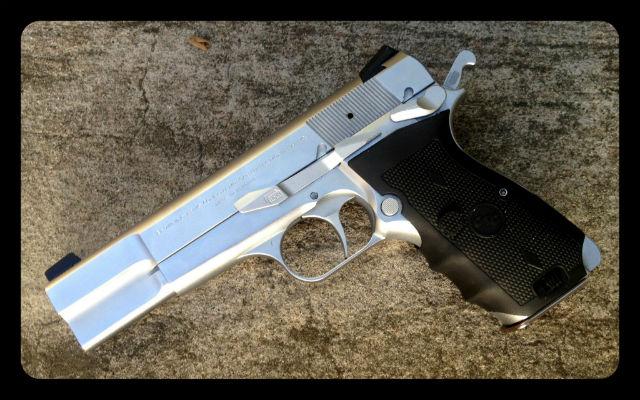 gun hammer