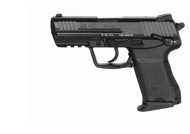 H&K's HK45 Compact