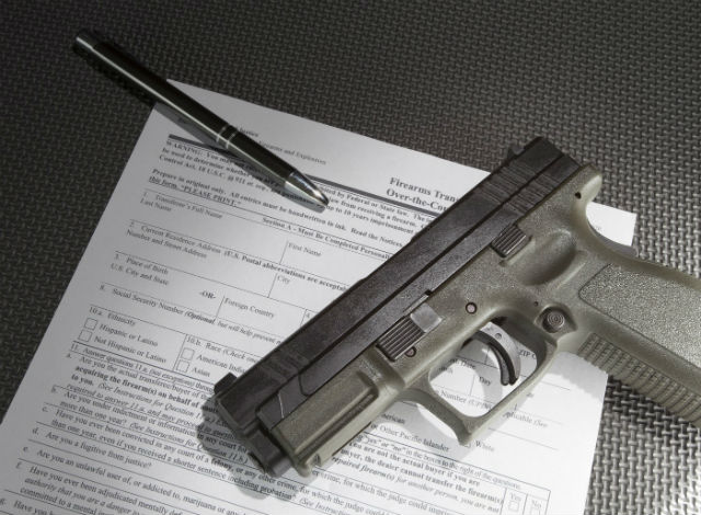 beginnings of the nics background check system