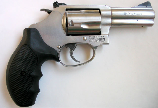 model 60 revolver