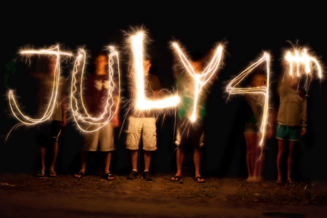 concealed carry on the fourth of july
