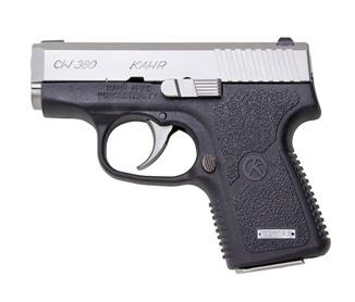 kahr cw380 pistol