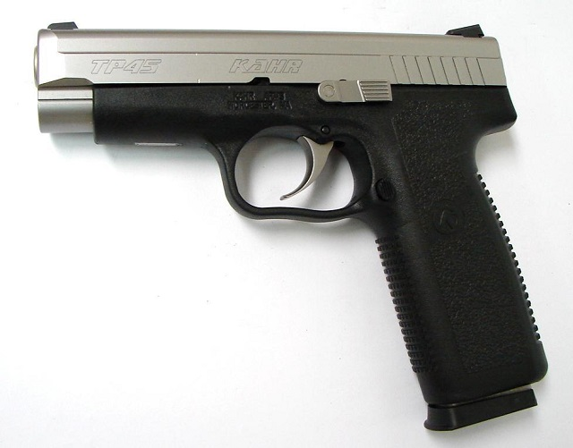 Kahr TP45 in .45 Caliber