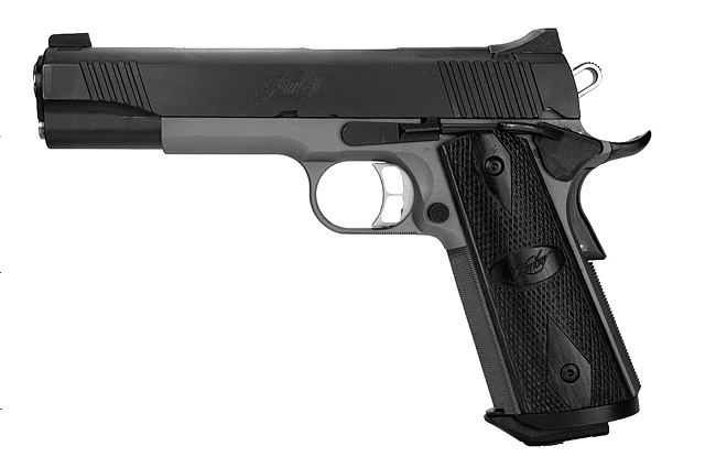 Kimber Custom in .45 caliber