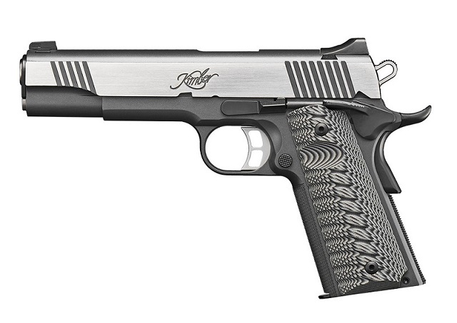 Kimber Eclipse 1911 in .45 caliber