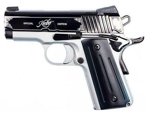 Kimber Ultra Carry Onyx Edition in .45 caliber