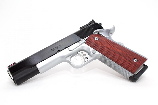 Les Baer custom 1911 in .45 caliber