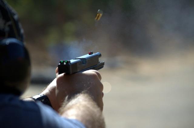 gun safety while                 shooting