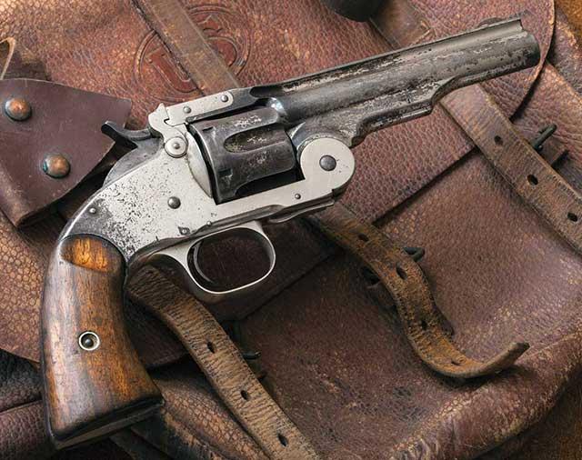 Iconic SW revolvers