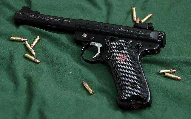 22 pistol