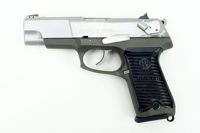 Ruger P90 in .45 caliber