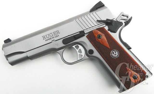 Ruger SR1911 in .45 caliber