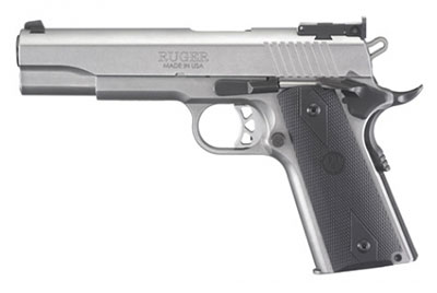 Ruger SR1911 5 inch government frame