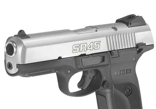 Ruger SR45 in .45 caliber