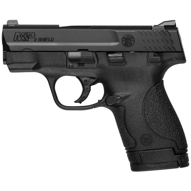 S&W M&P Shield traditional specs