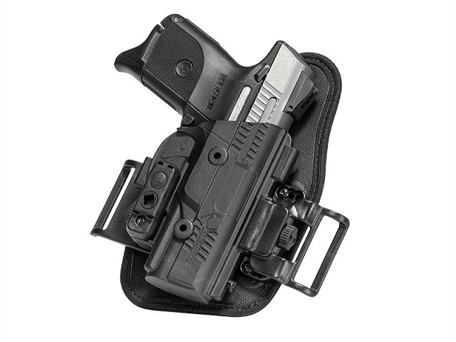 The ShapeShift Belt Slide CCW Holster