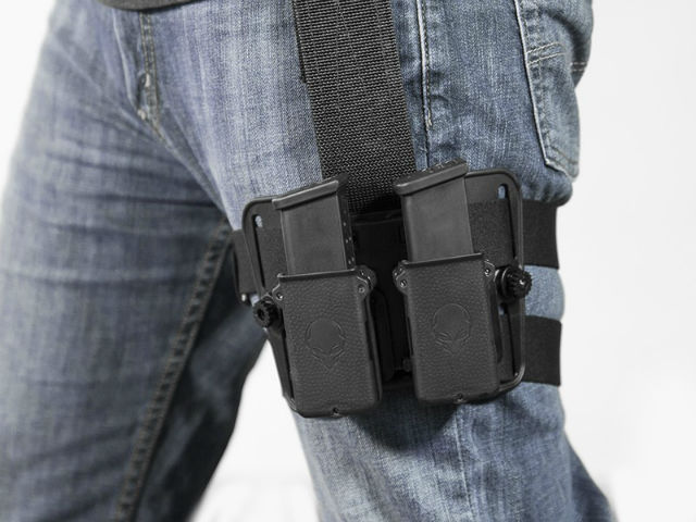 drop leg mag carrier