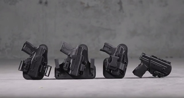 The ShapeShift Modular Holster System releases