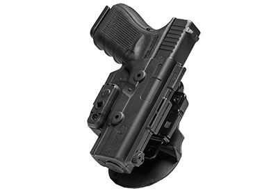 Glock 43 shapeshift paddle holster