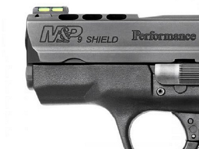 Performance Center version of the M&P Shield