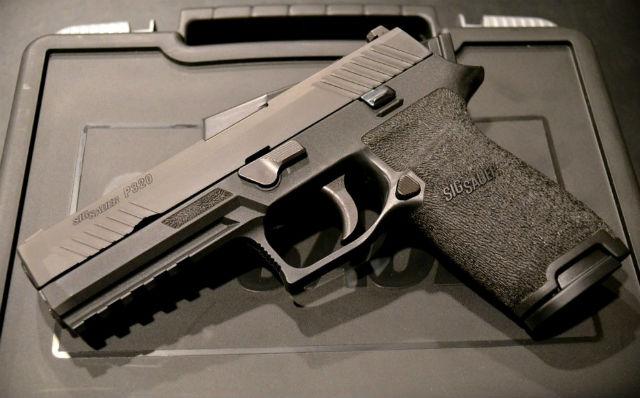 40 pistol