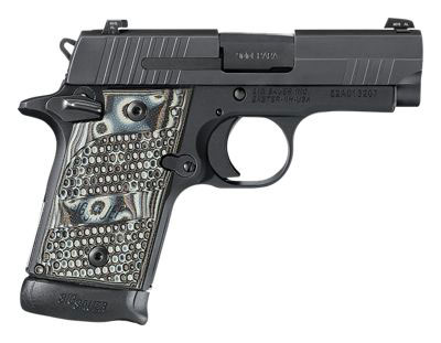 Concealed carry specs for the Sig P938