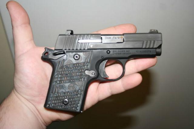 pocket gun