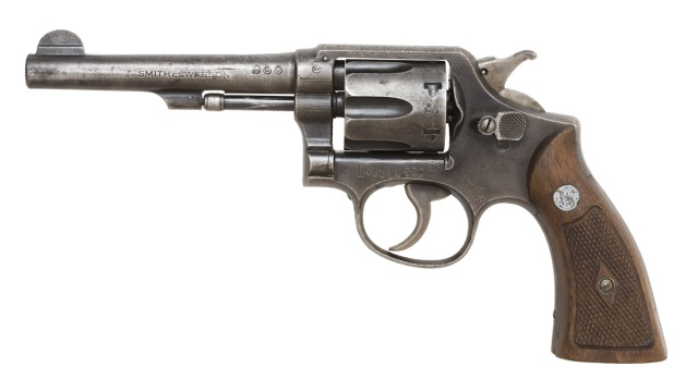 smith and wesson model 10