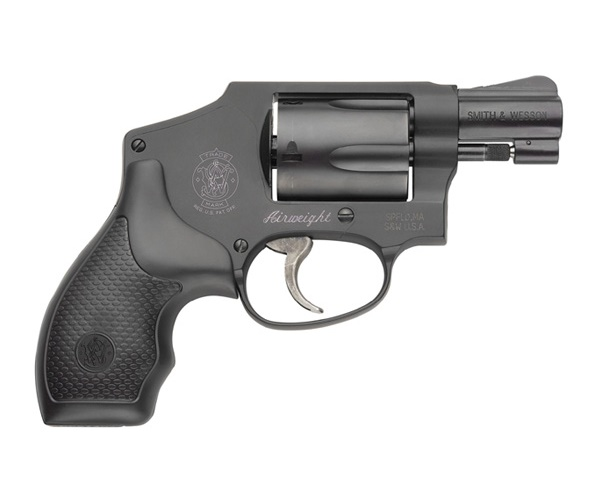 smith and wesson wheel gun