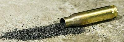 Smokeless ammunition