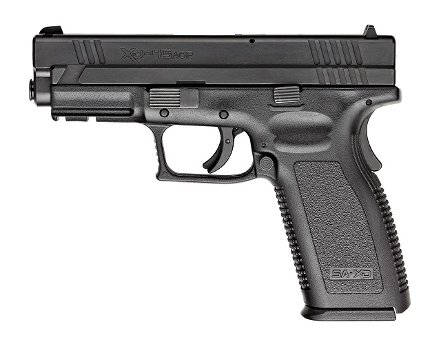 Springfield XD in .45 caliber