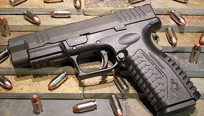 the springfield xdm for concealed carry