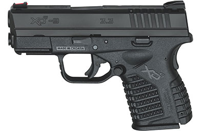 You can get the Springfield XDs 3.3 for under $500