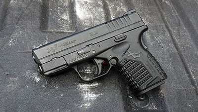 the springfield xds for concealed carry