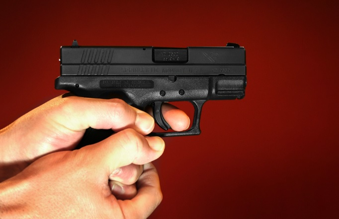 springfield armory handgun